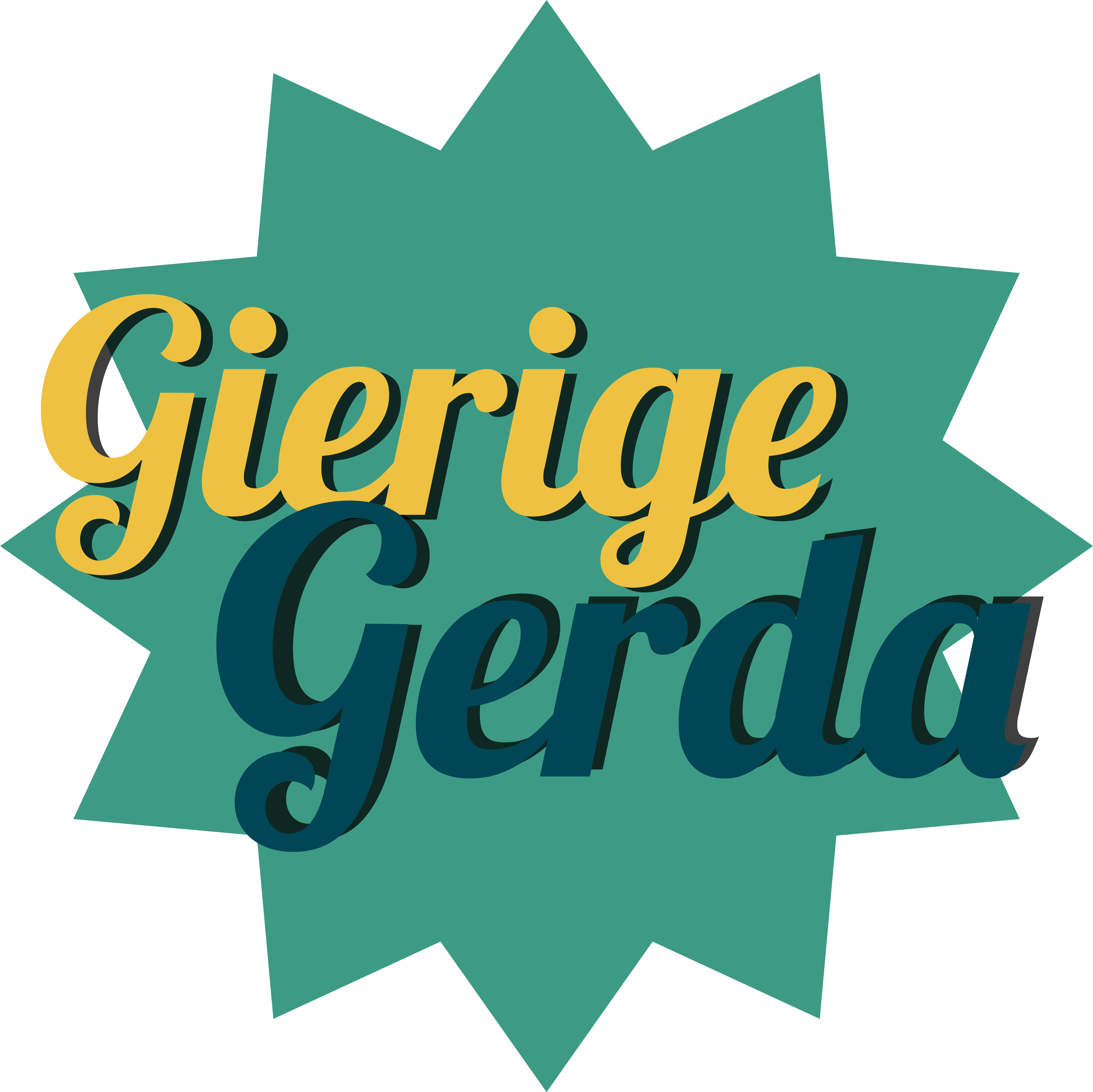 Gierige Gerda