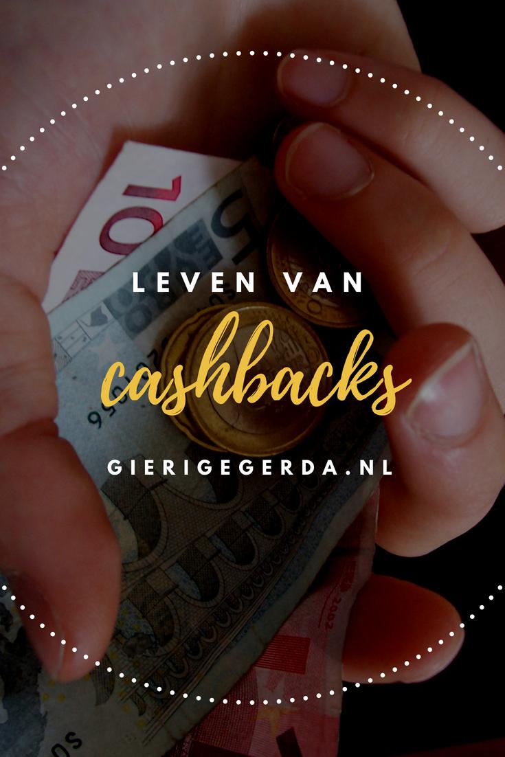 Leven op cashbacks