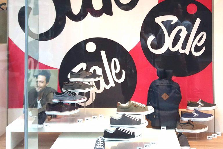sale shoppen
