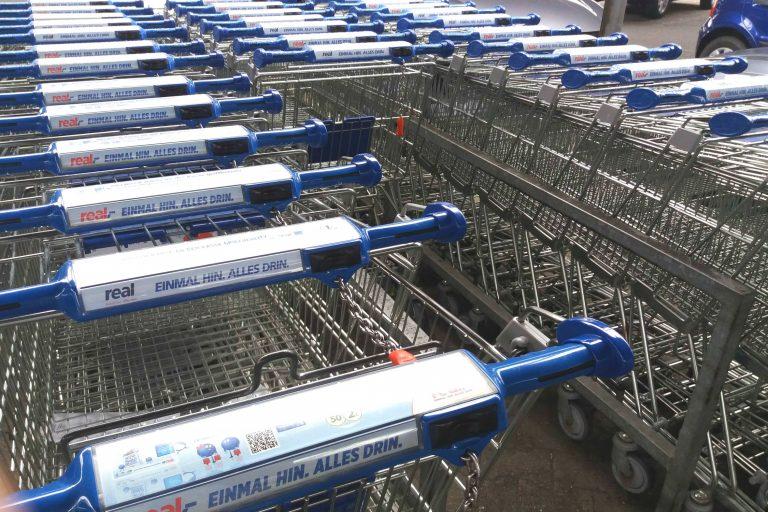 Duitse supermarkt