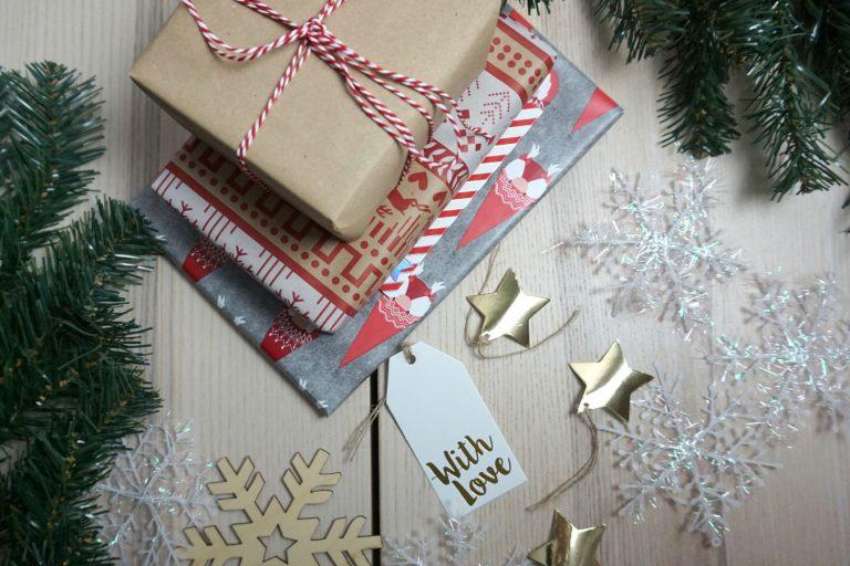 Ruilen duurzame kerstman