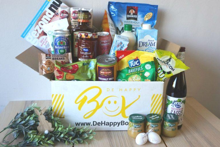boodschappen box happy