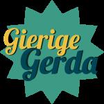 Gierige Gerda logo
