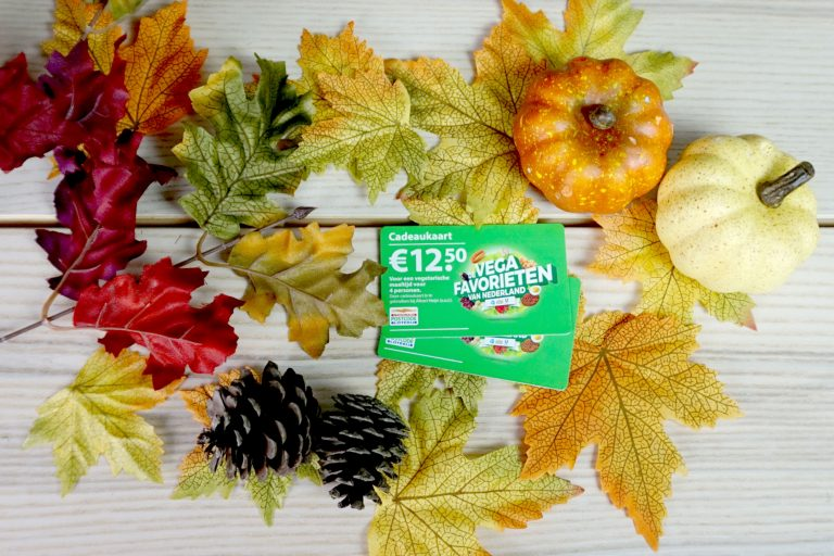 Postcode Loterij doe maar lekker vegetarisch